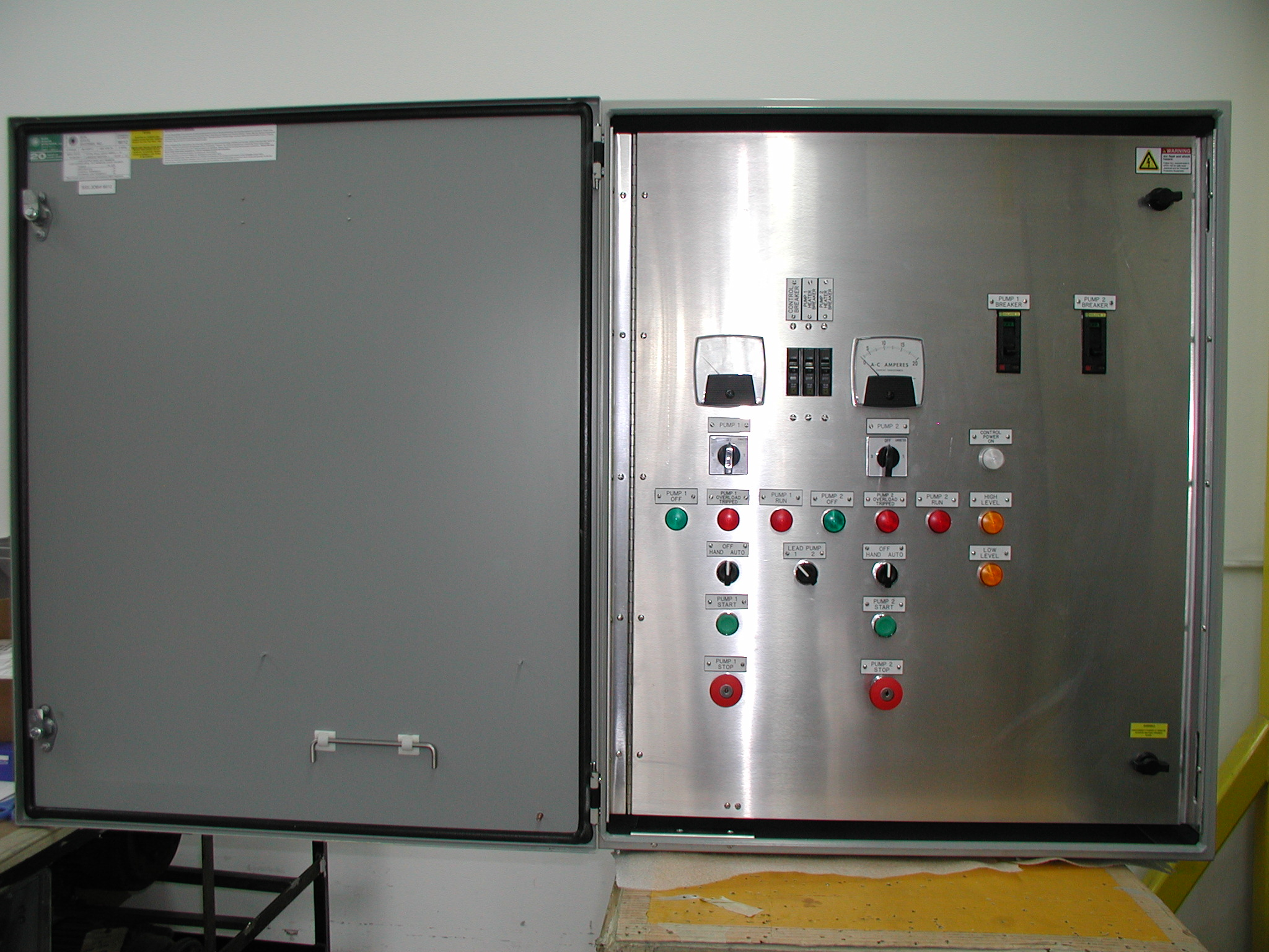 Automated control system picture